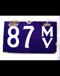 Old Colorado License Plates 2