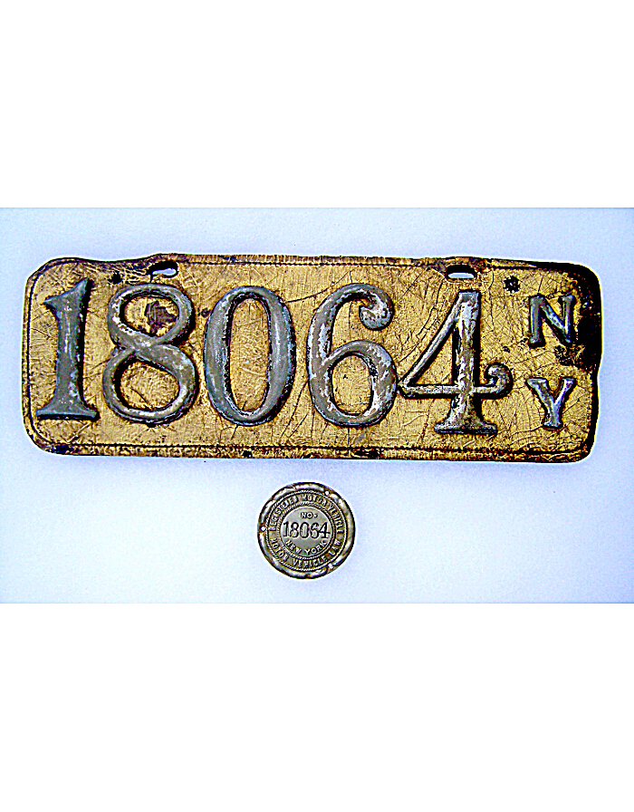 Old License Plates | Vintage License Plates | Antique License Plates