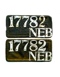 old license plates nebraska