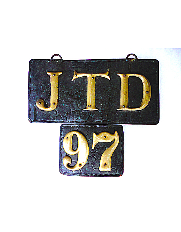 Old License Plates 28