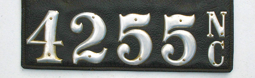 leather license plate slide 4